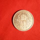 Moneda 1 Kor.1913 Austria Fr.Josef, argint, cal.apr.NC, luciu batere, Europa