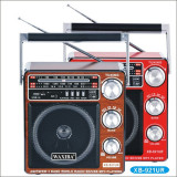 Radio cu MP3/USB/SD WAXIBA XB-921UR WORLD RECEIVER, Analog