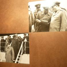 Album 31 Fotografii-Manevre militare- Leontin Salajan Ministrul Fortelor Armate