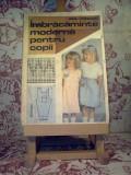 Ana Popescu - Imbracaminte moderna pentru copii, Alta editura