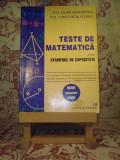 Iulian Georgescu - Teste de matematica pentru examenul de capacitate 2000, Alta editura