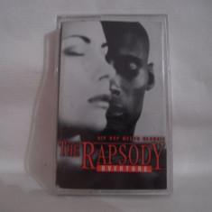 Vand caseta audio The Rapsody-Overture, originala, selectie hip-hop - Muzica Hip Hop Altele, Casete audio