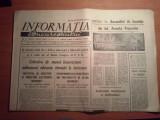 ziarul informatia bucurestiului 19 ianuarie 1974