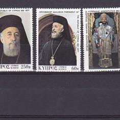 Personalitati ,patriarh si presedinte Macarios,Cipru ., Europa