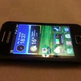 Galaxy Ace S839i - Telefon Samsung, Negru, <1GB, Orange, Single SIM, Single core