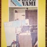 Carte - C. Turturica - Carausi peste vami - Roman, Anul publicarii: 1986