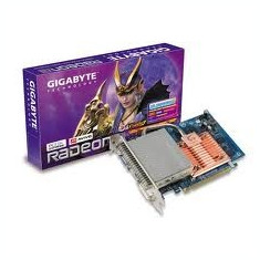 Vand placa video ATI Radeon 256mb - Placa video PC Gigabyte, PCI Express