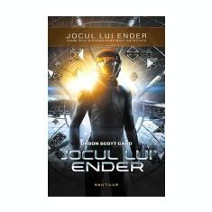 Orson Scott Card - Jocul lui Ender (ed 2013), Nemira