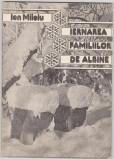 Iernarea familiilor de albine/Ion Miloiu,apicultura,albinarit,1988, Alta editura