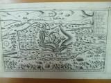 Gravura Oradea Gros Waradein Frankfurt 1665 Johan Sibmacher, Istorice, Fresca, Realism