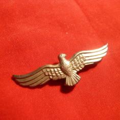 Insigna Militara Aviatie, l= 4 cm, sistem prindere rupt