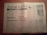 ziarul informatia bucurestiului 12 ianuarie 1974