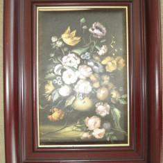 tablou pe panza (FLORI)