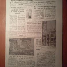 Ziarul informatia bucurestiului 19 august 1980