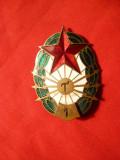 Insigna Militara Telecomunicatii , h= 4,4 cm