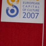 SIBIU Capitala CULTURALA europeana 2007 - STEGULET publicitar