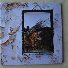 LED ZEPPELIN - Led Zeppelin IV - C D Original Made In Japan ca NOU