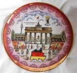FARFURIE PORTELAN COLECTIE ZIDUL BERLINULUI 1989 PORTELAN BAVARIA