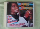 JAMES BROWN - The Sex Machine (Live) - C D Original ca NOU