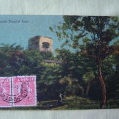 TURNU-SEVERIN - Ruinele Turnului Sever
