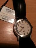 Ceas de lux RAYMOND WEIL PARSIFAL W1 barbatesc. Cadran alb, curea neagra. Inox. Ref. 6000 NOU!!! Pret retail 450 EURO!, Lux - elegant, Quartz