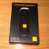 MODEM 3G - Huawei E367 - 21 Mbps - Stick USB Cartela SIM Internet Mobil