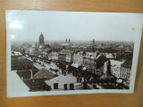 Carte postala Arad Bulevardul Regina Maria 1929