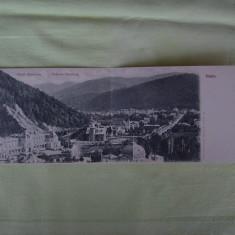 SINAIA - Hotel Caraiman Vedere Generala - Diptic 1900