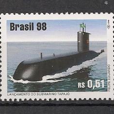 Brazilia.1998 Submarinul Tapajo  RM.401