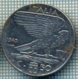 4652 MONEDA - ITALIA - 50 CENTESIMI - ANUL 1940 -magnetica -starea care se vede