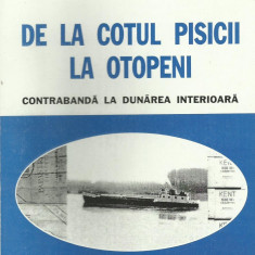 CONSTANTIN TANASE - DE LA COTUL PISICII LA OTOPENI (M2) by DARK WADDER - Roman, Anul publicarii: 1999