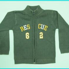 Jerseu bumbac, marca FORMICULA _ baieti | 5 - 6 ani | 110 - 116 cm, Marime: Alta, Culoare: Khaki, Fete