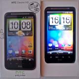 HTC DESIRE HD stare ff buna, aspect si functionare 10/10, necodat, full box!!!!