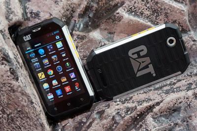 Telefon mobil CAT B15 DUAL SIM, IP67, water proof, dust proof, shock proof, sigilat! foto