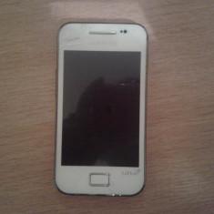 Samsung S5830 Galaxy Ace Pure White La Fleur