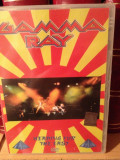 GAMMA RAY - HEADING FOR THE EAST(1990/2003/SANCTUARY REC) - DVD NOU/SIGILAT/ROCK