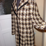 Jacheta tip palton stofa groasa superba, marca NINE WEST, femei marimea 44 - Palton dama