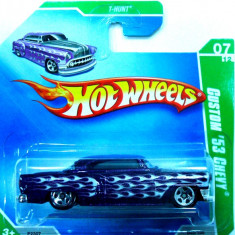 HOT WHEELS -TREASURE HUNT -'53 CUSTOM CHEVY ++2501 LICITATII !! - Macheta auto Hot Wheels, 1:64