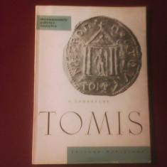 V. Canarache Tomis, editie princeps - Carte Editie princeps