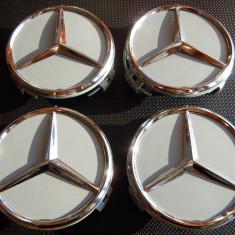 Capacele jante aliaj Mercedes - Capace janta