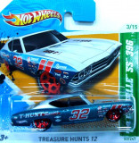 HOT WHEELS-TREASURE HUNT-CHEVY CHEVELLE 396 SS ++2501 LICITATII !!