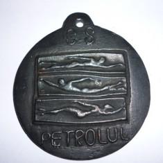 Medalie natatie CS PETROLUL
