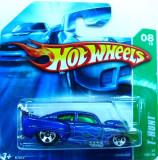 HOT WHEELS -TREASURE HUNT- JADED ++2501 LICITATII !!, 1:64, Hot Wheels