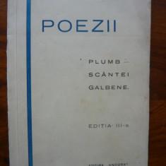 Bacovia - Poezii ( ed. III-a) - 1929