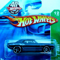 HOT WHEELS -TREASURE HUNT- '69 CHEVY CAMARO ++2501 DE LICITATII !! - Macheta auto Hot Wheels, 1:64