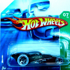 HOT WHEELS -TREASURE HUNT-BRUTALISTIC ++2501 DE LICITATII !! - Macheta auto Hot Wheels, 1:64