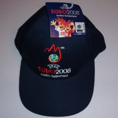 Sapca suporter fotbal - EURO 2008 - Sepca/Palarie