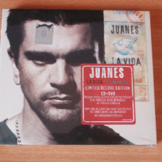 Juanes - La Vida Es Un Ratico (CD + DVD) - Muzica Latino universal records