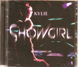 Kylie Minogue - Showgirl (Homecoming Live) 2 CD, emi records