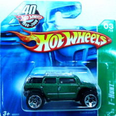 HOT WHEELS-TREASURE HUNT-ROCKSTER ++2501 LICITATII !! - Macheta auto Hot Wheels, 1:64